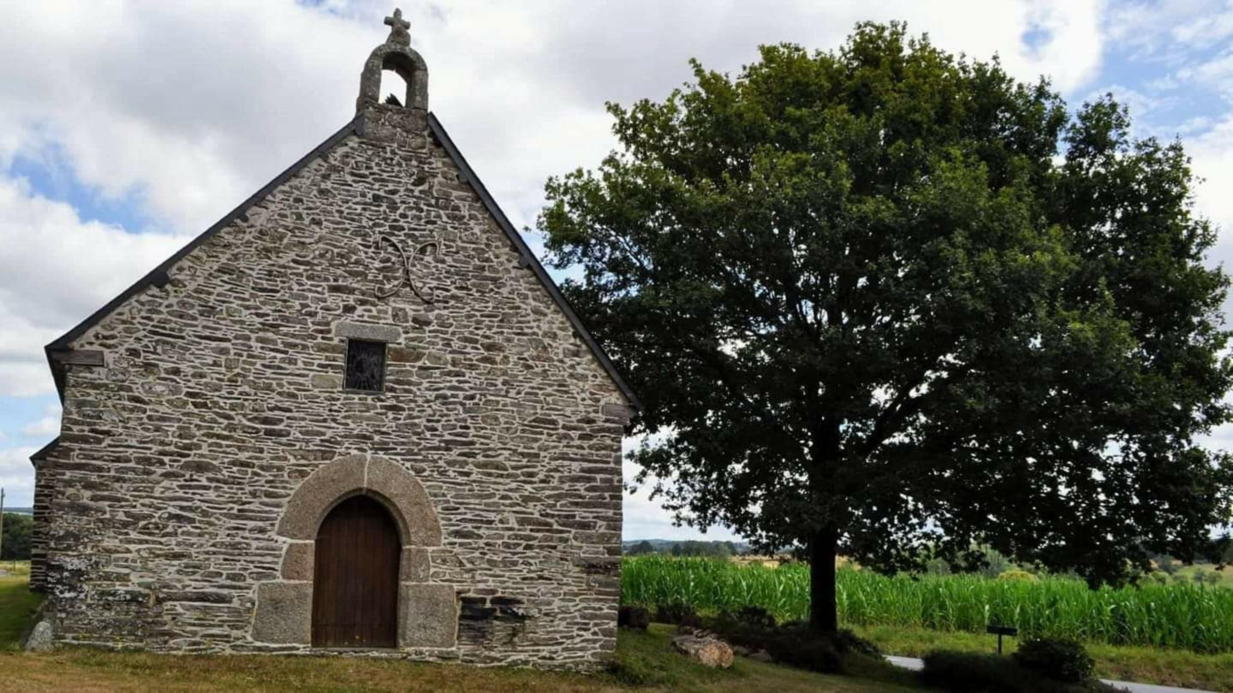 Chapelle Saint Roch à St Martin des Prés