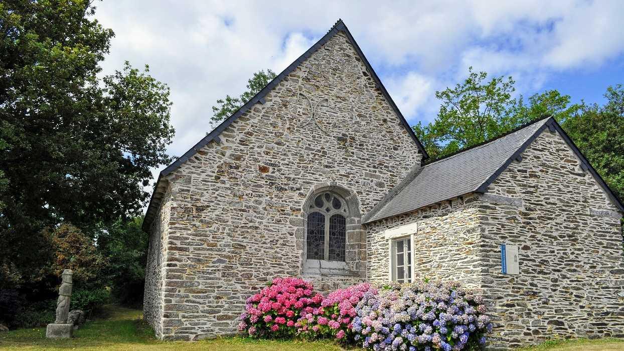 Chapelle Saint Roch - St Martin des Prés 0