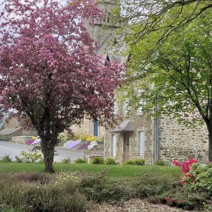 Petite promenade sur la butte Saint Michel et Petit Castel à St Martin des Prés 0