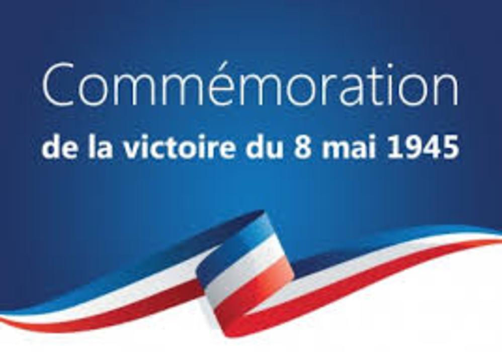 COMMÉMORATION DU 8 MAI 45 - SAINT MARTIN DES PRÉS 0
