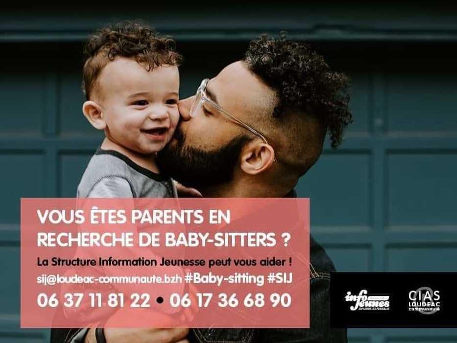 Liste de baby-sitters ? Contactez la SIJ 0