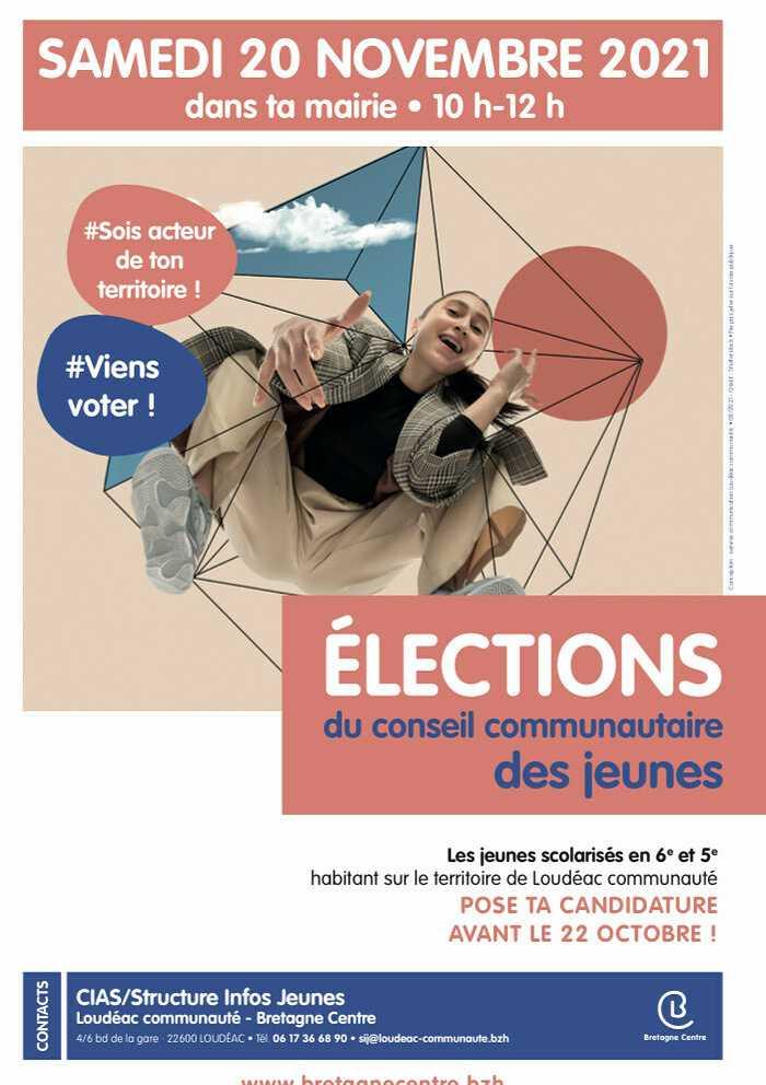 Elections du Conseil Communautaire des Jeunes. 0